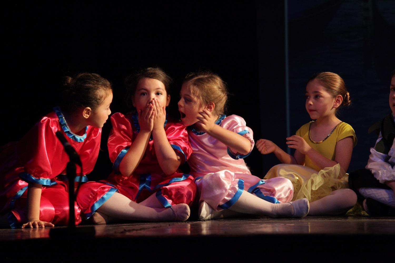 Cancan - Atelier théâtre pour enfants à Paris