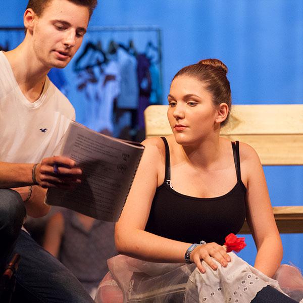Cours de théâtre pour ados à Paris 16 - les enfants de la scène