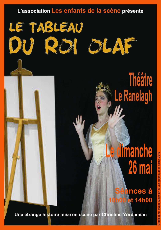 Spectacle Les enfants de la scène présenté au ranelagh Paris 16