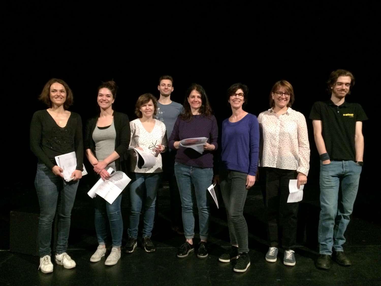 Les enfants de la scène cours de théâtre pour adultes Paris 16