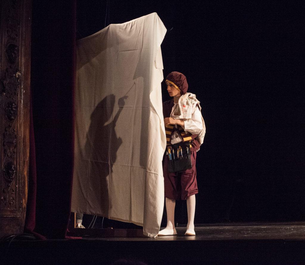 cours de théâtre pour enfants paris 16